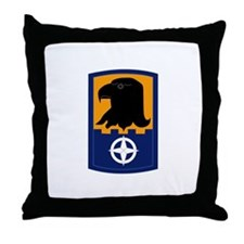SSI - 244th Aviation Brigade Throw Pillow