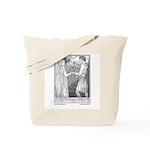 Batten's Swan Maidens Tote Bag