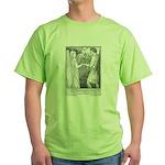 Batten's Swan Maidens Green T-Shirt