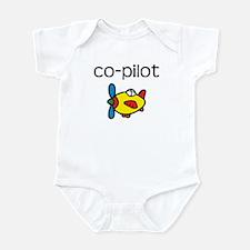 Co-pilot Infant Bodysuit