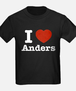 I love Anders T