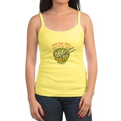 Keep Your GMOs Out of My Tofu Jr. Spaghetti Tank