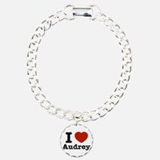 I love Audrey Bracelet