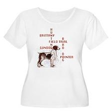 Brittany Crossword T-Shirt