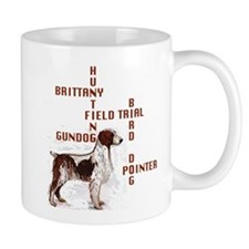 Brittany Crossword Mug