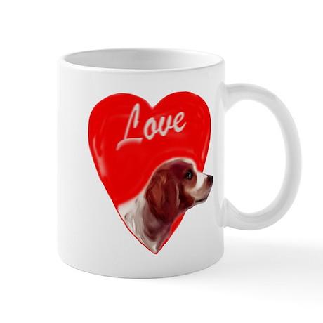 Brittany Love Mug