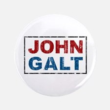 """John Galt 3.5"""" Button"""