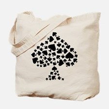 Spades Tote Bag