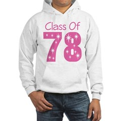 Class Of 1978 Hoodie
