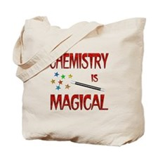 Chemistry is Magical Tote Bag