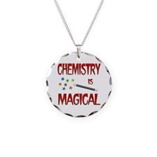 Chemistry is Magical Necklace