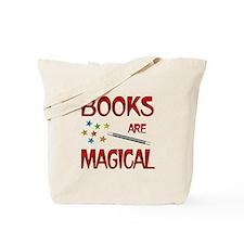 Books are Magical Tote Bag