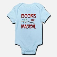 Books are Magical Infant Bodysuit