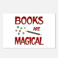 Books are Magical Postcards (Package of 8)