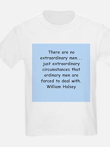 william bull halsey T-Shirt