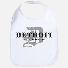 Detroit Michigan Bib