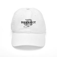 Detroit Michigan Baseball Cap
