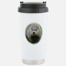 Groundhog (Woodchuck) Travel Mug