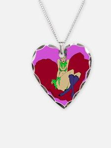 Valentine Lady Necklace