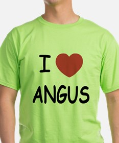 I heart angus T-Shirt