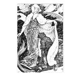 Ford's Snow Queen & Kay  Postcards (Package of 8)