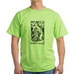 Ford's Snow Queen & Kay  Green T-Shirt