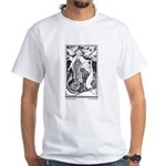 Ford's Snow Queen & Kay White T-Shirt