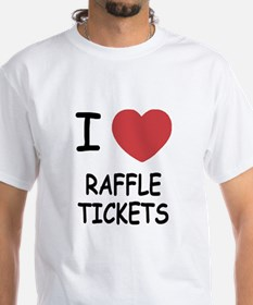 I heart raffle tickets Shirt