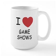 I heart game shows Mug