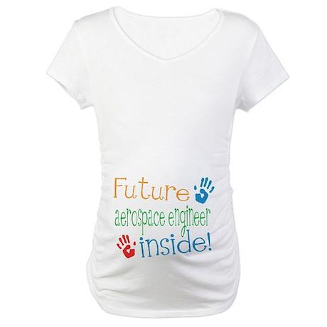 Future Aerospace Engineer Maternity T-Shirt