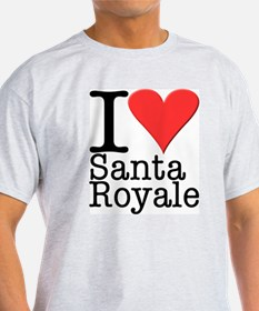Santa Royale T-Shirt
