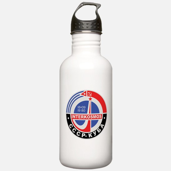Interkosmos Water Bottle