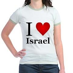 I Love Israel T
