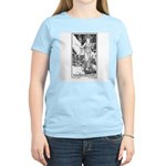 Ford's Snow Queen  Women's Pink T-Shirt