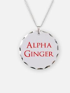 Alpha Ginger Necklace