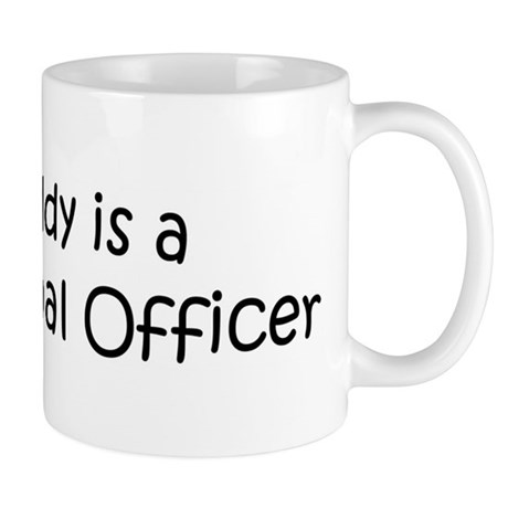 Daddy: Correctional Officer Mug