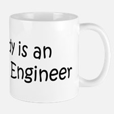 Daddy: Electrical Engineer Mug