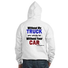 Without My Truck Jumper Hoodie