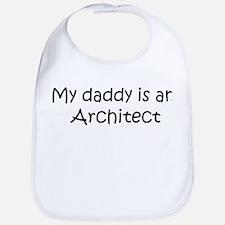 Daddy: Architect Bib