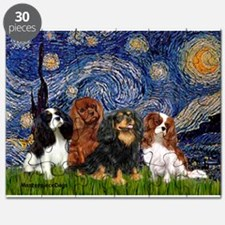Starry / 4 Cavaliers Puzzle