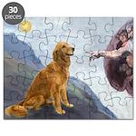Creation (#2) & Golden Puzzle
