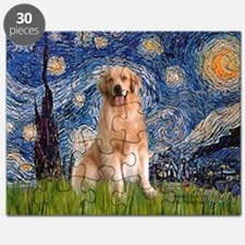 Starry Night / Golden Puzzle