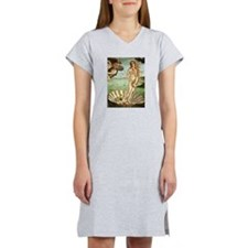 Venus / Cairn Terrier Women's Nightshirt
