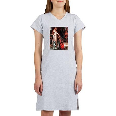 Accolade / Catahoula Leopard Women's Nightshirt