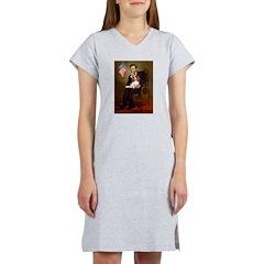 Lincoln's Cavalier Women's Nightshirt