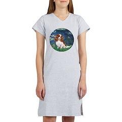 Lily Pond (#5) / Cavalier Women's Nightshirt