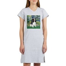 Bridge & Tri Cavalier Women's Nightshirt