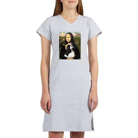 Mona's Tri Cavalier Women's Nightshirt
