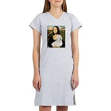 Mona's Coton de Tulear Women's Nightshirt