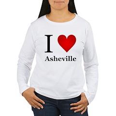I Love Asheville T-Shirt